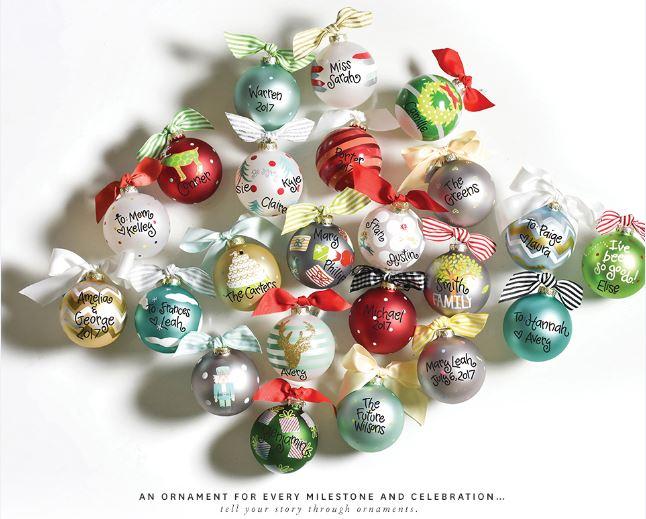 Ornaments By Coton Colors