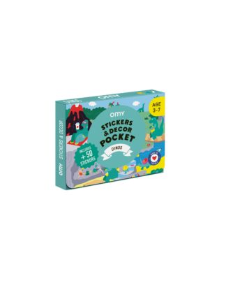 OMY Stickers & Decor Pocket