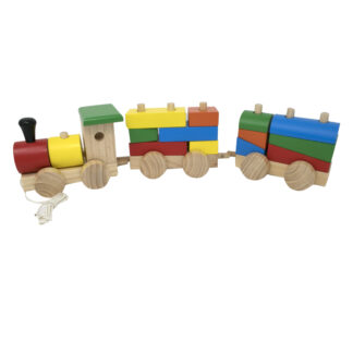 Train Stack and Sort