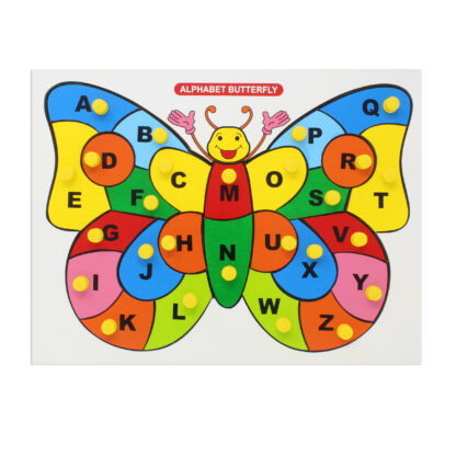 A - Z Butterfly Puzzle