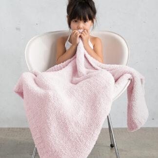 Plush Chenille Knit Blanket