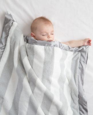 Luxe Blanket Hamptons Stripe Baby